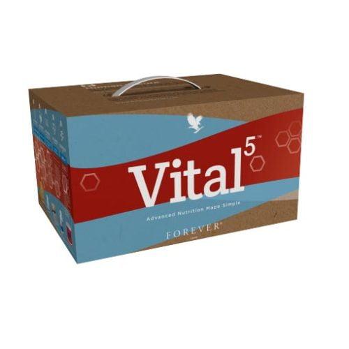 VITAL5 PAK - FOREVER BITS N PEACHES
